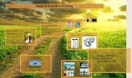 Malik & Danielle's Wedding