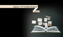 NatSec CAB Funding Request