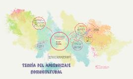 Teoría del aprendizaje sociocultural