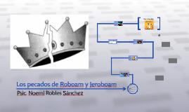 Copy of Los pecados de Roboam y Jeroboam