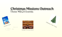 Christmas Missions Outreach