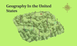 Geography In the United States