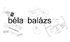 Präsentation Béla Balázs