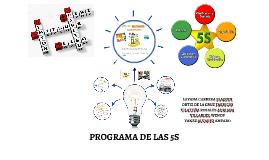 PROGRAMA DE LAS 5S