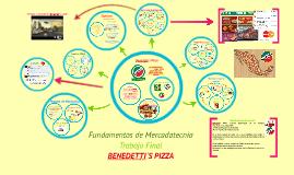 Copy of Benedetti´s Pizza