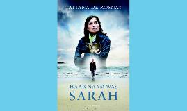 Haar naam was Sarah, boekbespreking