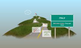 McCarley, Kelcie, Troy and Drew Go to Italy