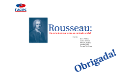 Copy of Rousseau: