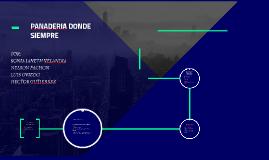 PANADERIA DONDE SIEMPRE