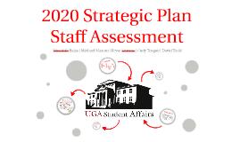 Staff Assessment   2020 Strategic Plan
