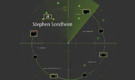 Copy of Broadway's Best: Stephen Sondheim