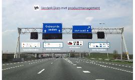 Productmanagement