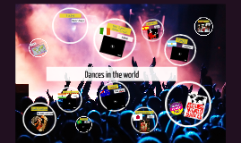Dances in the world