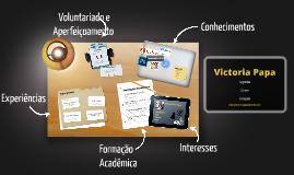 Desktop Prezumé by Maria Victoria Papa