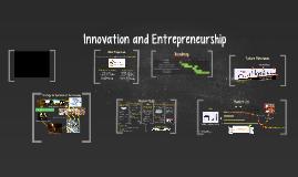 Inovation and Entrepreneurship - 4th Presentation