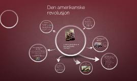 Copy of Den amerikanske revolusjon