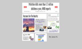 Pollution's Affect on Children
