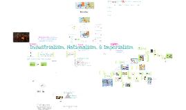 Unit 7: Industrialism, Nationalism, Imperialism