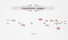 Avisens historie - gruppe 4