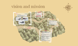 Copy of vision and mission