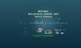 Terra Fresca Training
