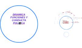 DINAMICA FUNCIONES Y CONDUCTA POLITICA