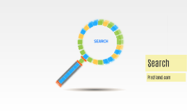 Search Prezi template