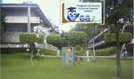 PROGRAMA DE TUTORÍAS de PRIMER INGRESO CUCEA