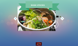 Unit 238 - Make Basic Stocks