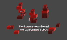 Monitoramento Ambiental em Data Centers e CPDs