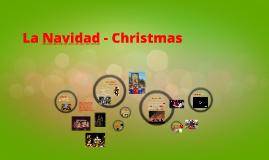 La Navidad - Christmas