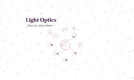 Light Optics