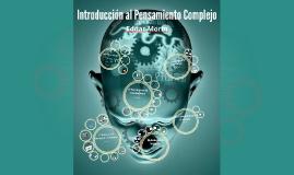 Introducción al Pensamiento Complejo