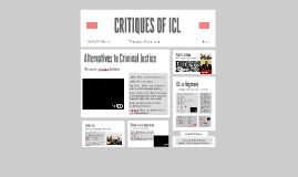 4.6 Critiques of ICL