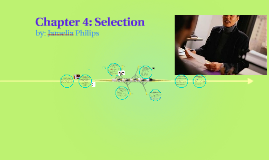 Chapter 4: Selection