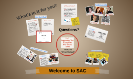 Welcome to SAC