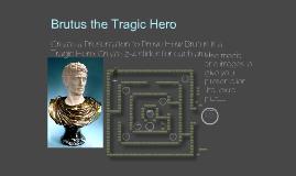 marcus brutus a tragic figure