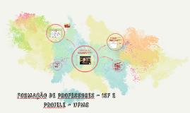 fORMAÇÃO DE PROFESSORES - IsF E PROJELE - UFMS