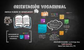 Copy of Orientación vocacional