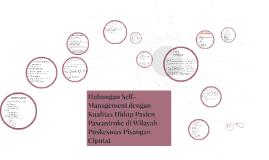 Copy of Hubungan Self-Management dengan Kualitas Hidup Pasien Pascas