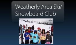 Middle School Ski Club
