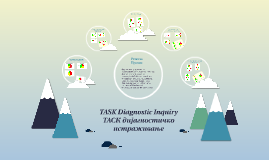 TASK Diagnostic Inquiry