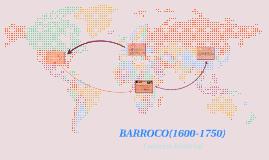 BARROCO(1600-1750)
