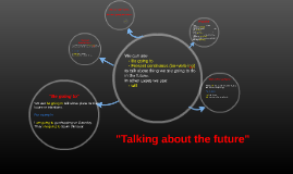 Copy of We can use the present tense to talk about future plans that