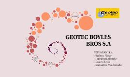Copia de GEOTEC BOYLES BROS S.A