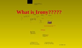 IRONY, L.17 (CJMS)