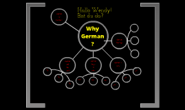 Copy of Why German?