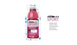 Vitamin Water Sport