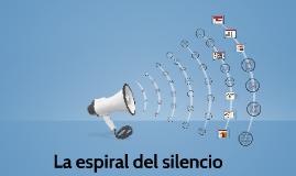 Copy of La espiral del silencio