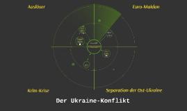 Der Ukraine-Konflikt